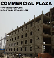 commercial plaza
